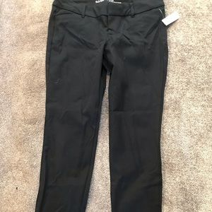 Old navy pixie stretch pants - skinny leg nwt